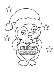 christmas coloring card 1 christmas coloring card