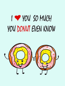 You Donut Even Know