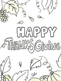 image regarding Printable Thanksgiving Cards named Free of charge Printable Thanksgiving Playing cards, Make and Print Free of charge