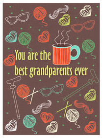 You are the Best Grandparents Ever