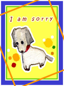 Oops So Sorry · I Am Sorry  Free Printable Sorry Cards