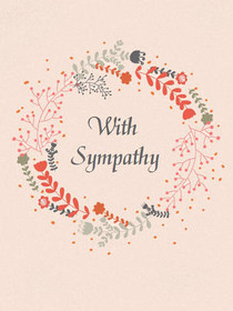 photo relating to Printable Sympathy Cards identify Absolutely free Printable Sympathy Playing cards, Acquire and Print Cost-free