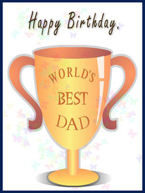 Free Printable Birthday Dad Cards