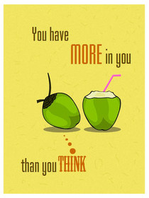you have more!