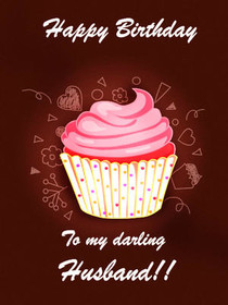 Free Printable Birthday Husband Cards