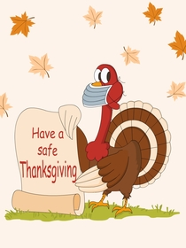Have a Safe Thanksgiving