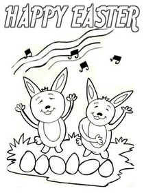 picture about Printable Easter Cards to Color known as Cost-free Printable Coloration Your Card Easter Playing cards, Make and