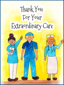 Thank You For Your Extraordinary Care