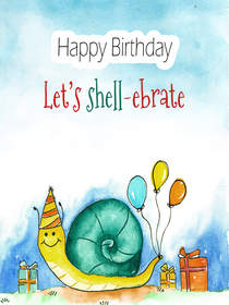 Lets Shell-ebrate
