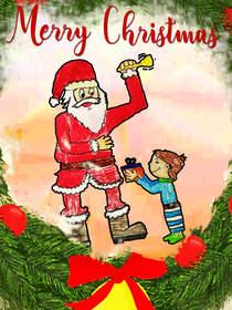 Free Printable Christmas Cards Create And Print Free Printable Christmas Cards At Home