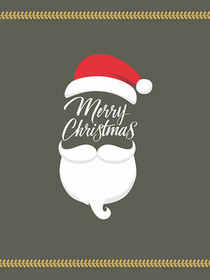 merry christmas merry christmas - Christmas Card Print Out