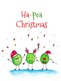 Ha-pea Christmas