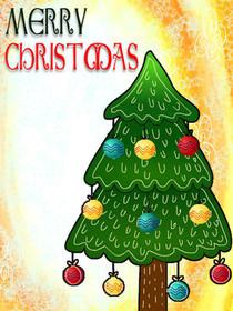 printable merry christmas cards