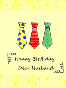 Free Printable Birthday Husband Cards Create And Print