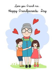 Love you Grandma.. Happy Grandparents Day