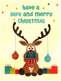 Have a Safe and Merry Christmas