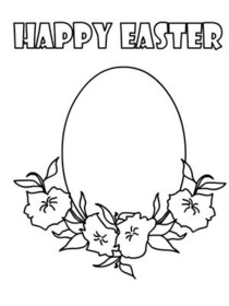 picture regarding Printable Easter Cards to Color identified as Cost-free Printable Shade Your Card Easter Playing cards, Generate and