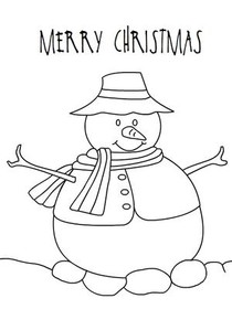 christmas coloring card 1 christmas coloring card 2