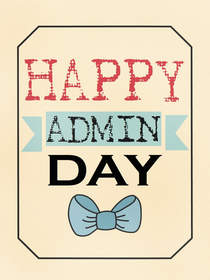 Happy Admin Day