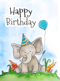 Free Printable Birthday Cards Create And Print Free Printable Birthday Cards At Home