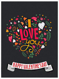 I Love You - Happy Valentine's Day
