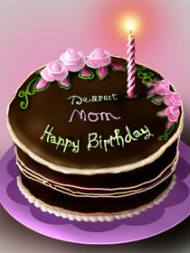 Dearest Mom Birthday