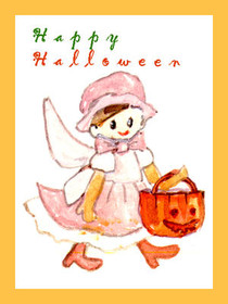 Halloween Little Angel