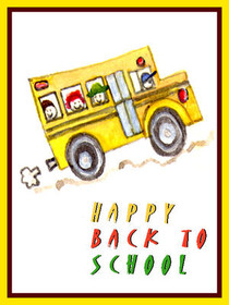 Happy Back to School