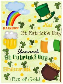 Free printable st patricks day cards create and print free sttricks day sttricks day m4hsunfo