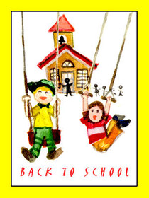 Back to School Swing