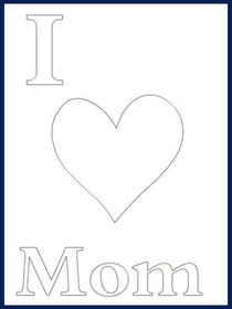 Free Printable Mothers Day Coloring Cards Create And Print