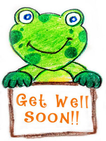 graphic about Free Printable Get Well Soon Cards identified as Totally free Printable Attain Properly Shortly Playing cards, Build and Print Cost-free