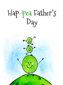 Ha-pea Fathers Day