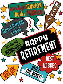 Happy  Retiremnt
