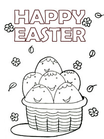 photograph about Free Printable Easter Cards titled No cost Printable Easter Coloring Playing cards Playing cards, Build and Print