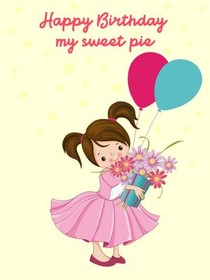 My sweet pie