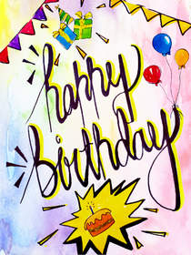 Birthday Card Free Template from printable-cards.gotfreecards.com