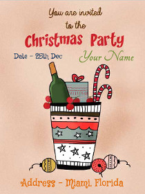 You are Invited to the Christmas Party