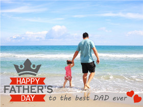 Fathers Day Photocard