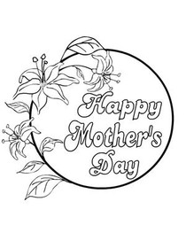image about Happy Mothers Day Printable Card known as Cost-free Printable Coloration Your Card Moms Working day Playing cards, Make
