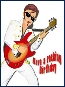 Have a Rocking Birthday