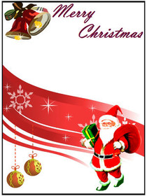 christmas color your card 3 merry christmas - Merry Christmas Cards Printable