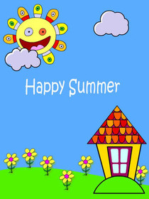 Free Printable Summer Cards Create And Print