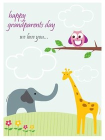 Happy Grandparents Day - We love You...