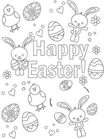 graphic relating to Happy Easter Cards Printable called Totally free Printable Easter Playing cards, Make and Print Totally free Printable