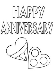 Happy Anniversary; Happy Anniversary  Free Printable Anniversary Cards For Parents