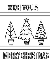 photo relating to Printable Christmas Cards Black and White named Free of charge Printable Xmas Coloring Playing cards Playing cards, Develop and