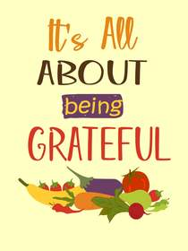 It's All About Being Grateful