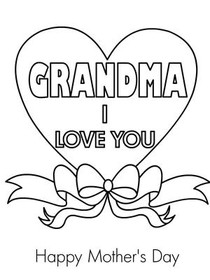 Grandma I Love You